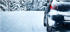 Winterkampagnen Alvis Rent a Car
